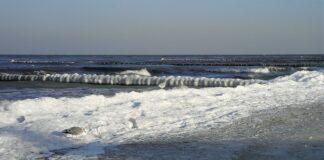 morze zimą - fot. pixabay.pl