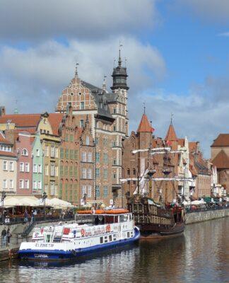 co warto zobaczyć w Gdańsku